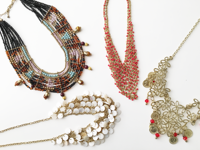 Boho Necklaces at Niirva